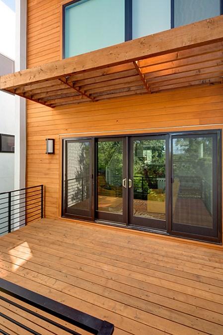 PSW back balcony - 5011 Balcones