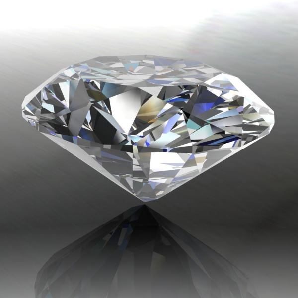 Loose Moissanite Side - Year of Clean Water