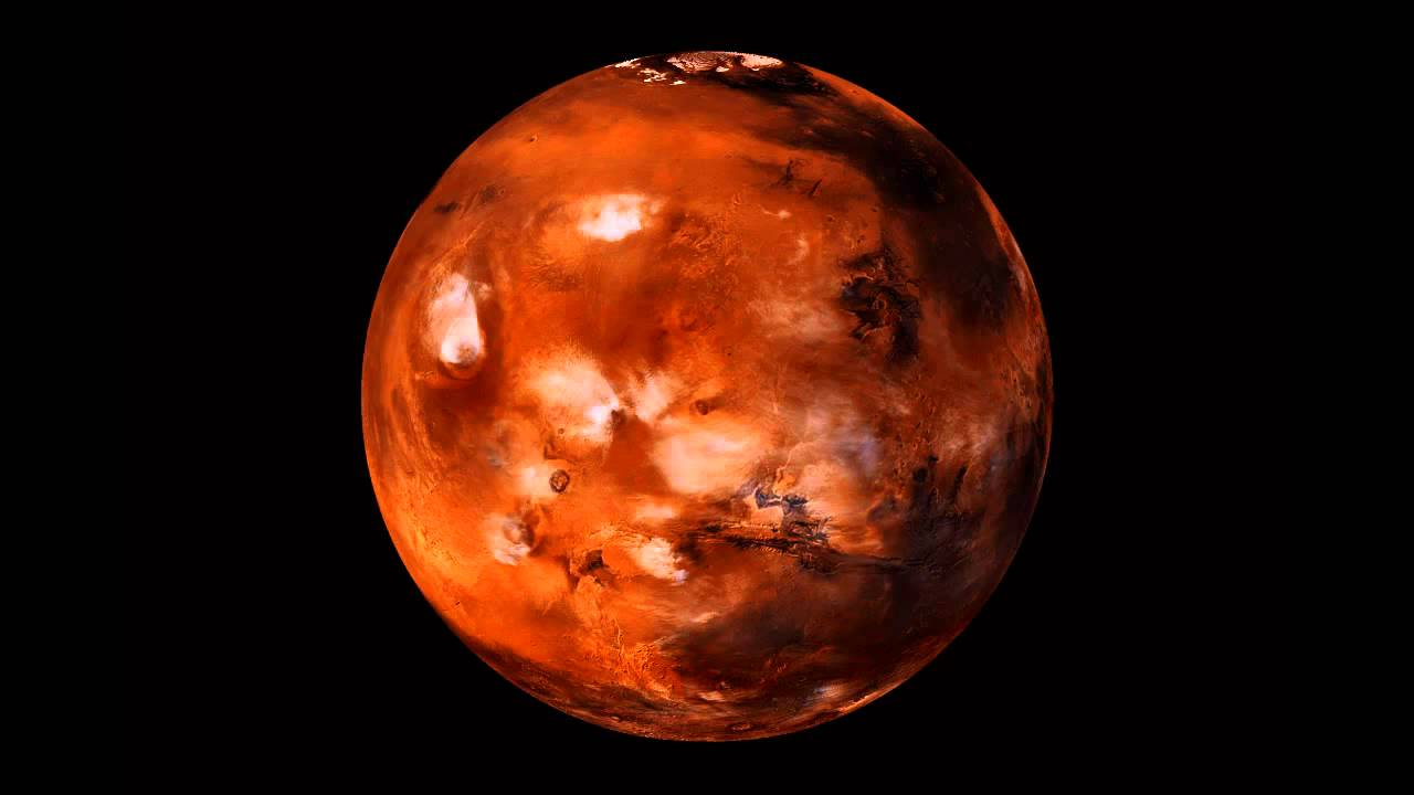 Boron Has Been Found On Mars