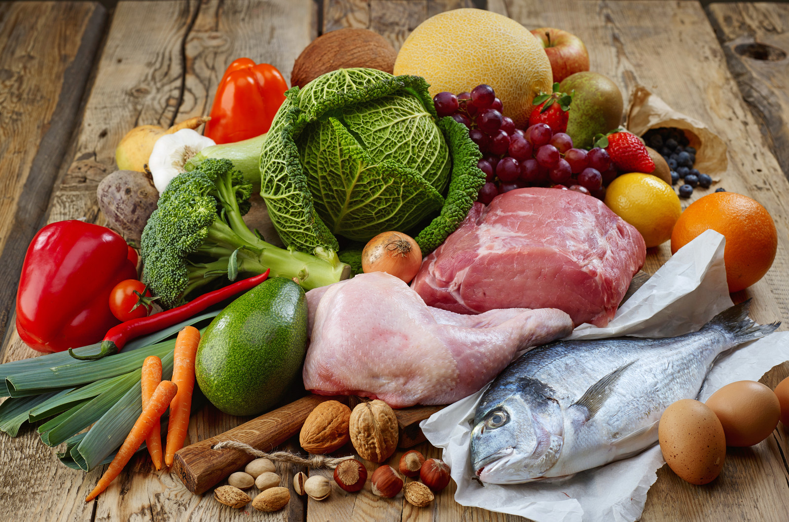 Choosing A Healthy Diet – Is Paleo Diet A Good Idea?
