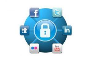 protect social media
