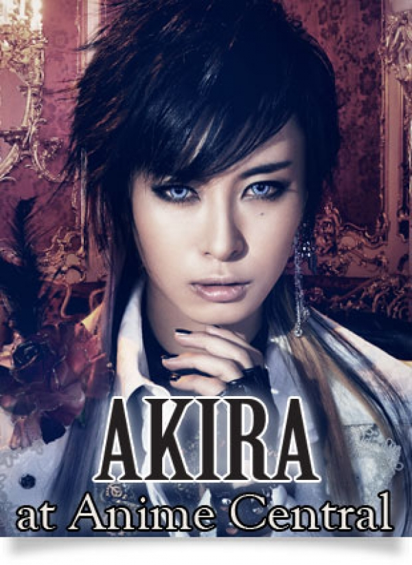 Model And Musical Artist AKIRA At Anime Central May 2015