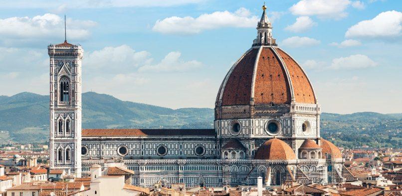 Onze man in Florence: Tegenstellingen in heden en verleden