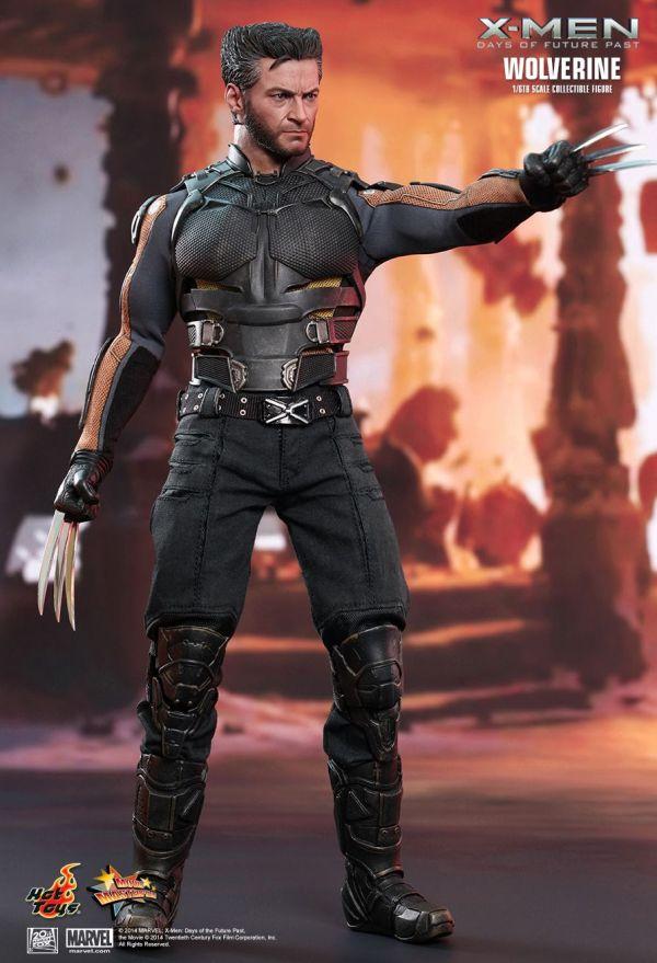 Hot Toys XMen Days of Future Past Wolverine