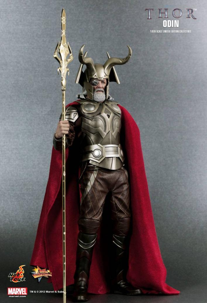 Nba Wallpaper Hd Hot Toys Mms148 Thor Odin