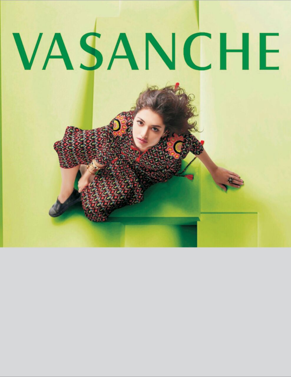 VASANCHE Presents UPER KURTI CATALOG