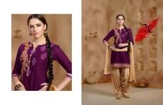 kajree fashion of patiyala vol-13 salwar kameez  catalog