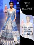 sibayash sibaz pure digital print gowns catalog