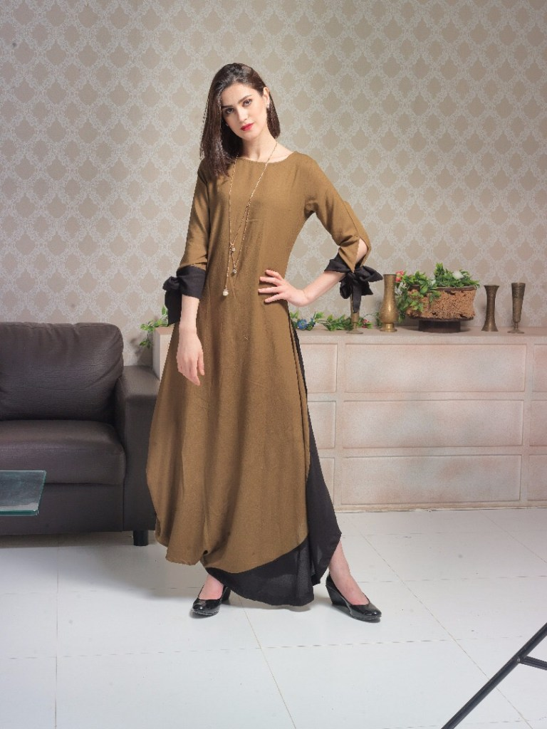 LIBAS INAYA SUMMER SPECIAL READY TO WEAR KURTI GOWN