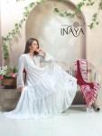 Studio libas inaya the white Peacock gown