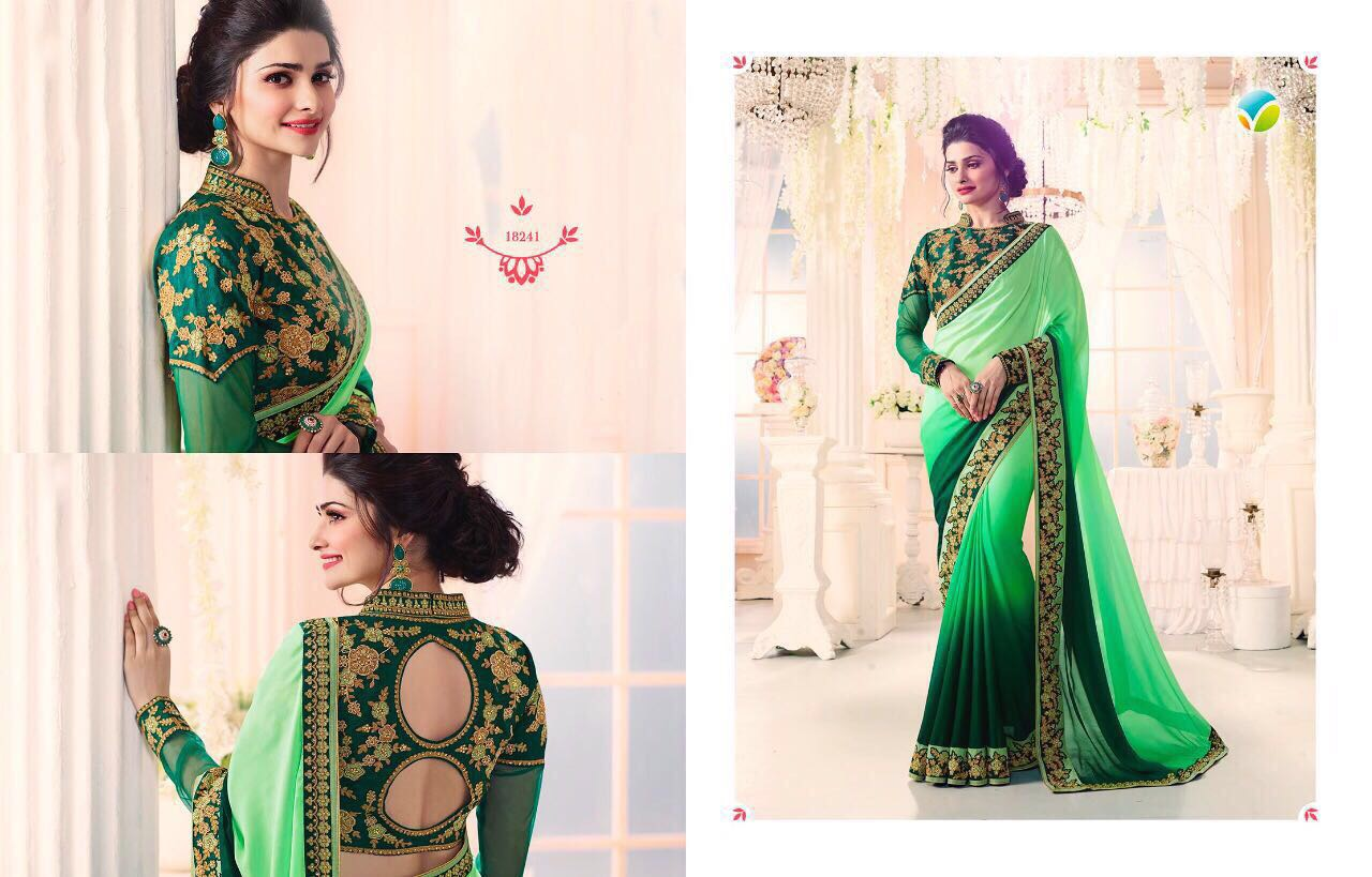 9ce29bf235 Vinay starwalk glamour sarees Catalogue
