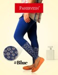 Pahervesh jacquard leggings 1 lycra leggings collection at best rate seller