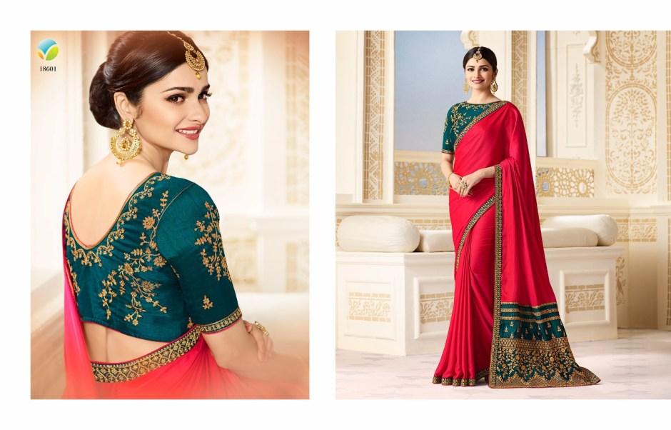 Vinay fashion starwalk sparkle hit list collection of silk sarees