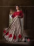 Psyna pehnava vol 5  long gown kurties Catalog supplier