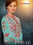 Rani Trendz Rubab  suits collection Wholesaler