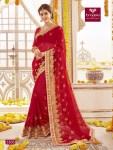 Triveni dulhan bridal sarees collection Wholesaler