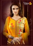 Volono trendz sana vol 1 salwar kameez collection