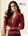 Fiona crepina vol 2 Salwar Kameez Collection