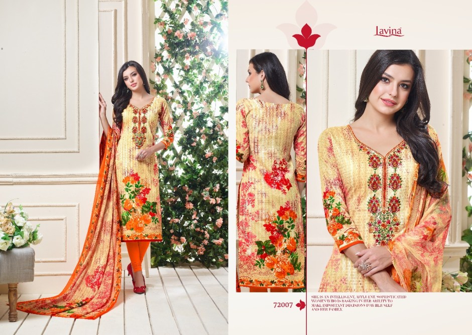 Lavina vol 72 Salwar Kameez Collection dealer