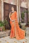 Saroj sparkle georgette sarees collection