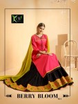Kessi fabrics berry bloom vol 2 salwar Kameez Collection Dealer