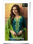 Kessi fabrics sundress vol 5 Salwar Kameez Catalog wholsaler