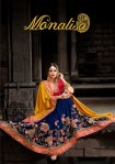 Monalisa 801-812 series heavy sarees collection