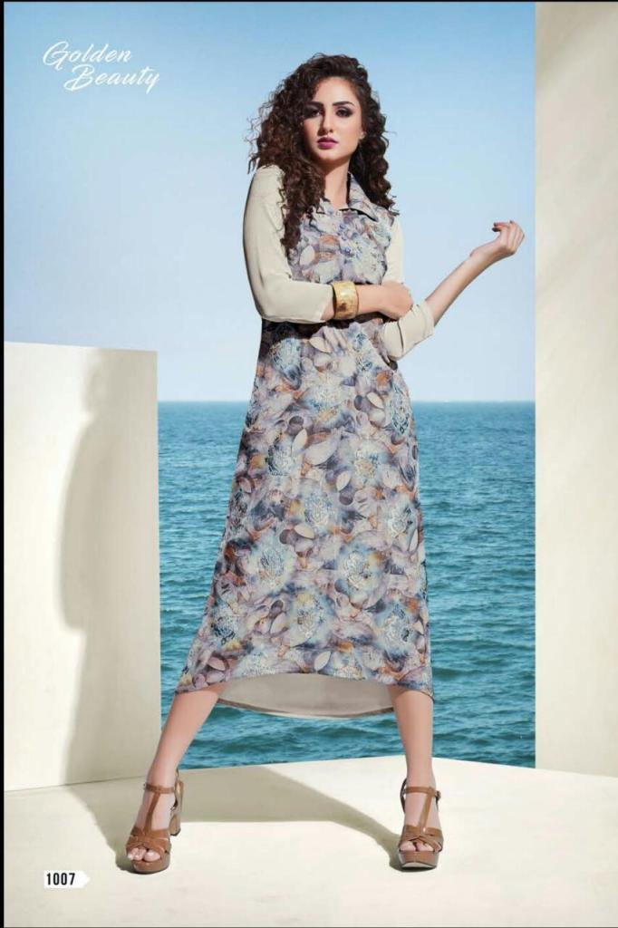 So and me designer romantik Kurtis collection