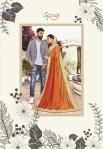 Allishan by saroj presents saree with heavy blouse