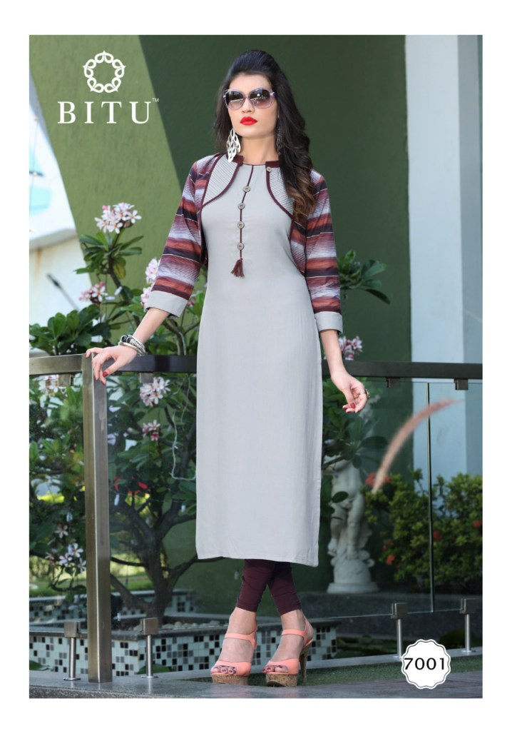 bitu mayra fancy kurties collection dealer