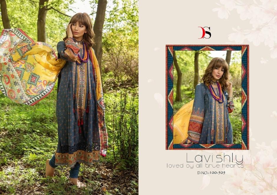 deepsy suits presents mprints collection of designer wear stylish salwar kameez concept