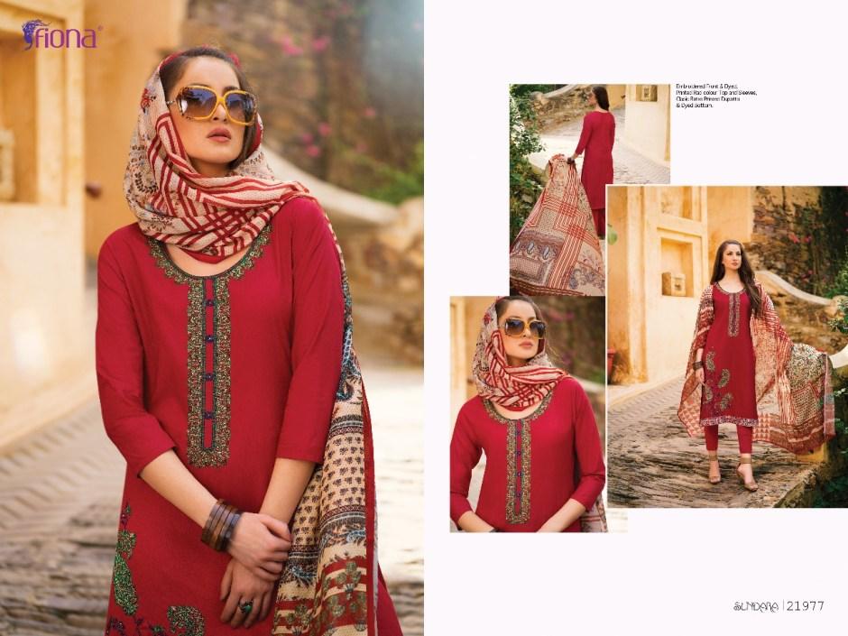 Fiona launch sundara summer fabrics pastel colours printed salwar kameez