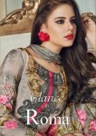 Jinaam dress roma glance Salwar Kameez Collection Dealer