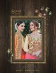 Kanchan 2 by saroj saree wid designer blouse