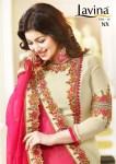 Lavina presenting volume 19 nX Festive collection of salwar kameez