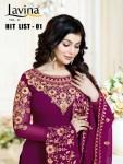 Lavina Vol 21 hit list Salwar Kameez Collection