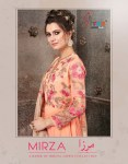 Mirza by shree fabs of bridal gown collection With botton n dupptta