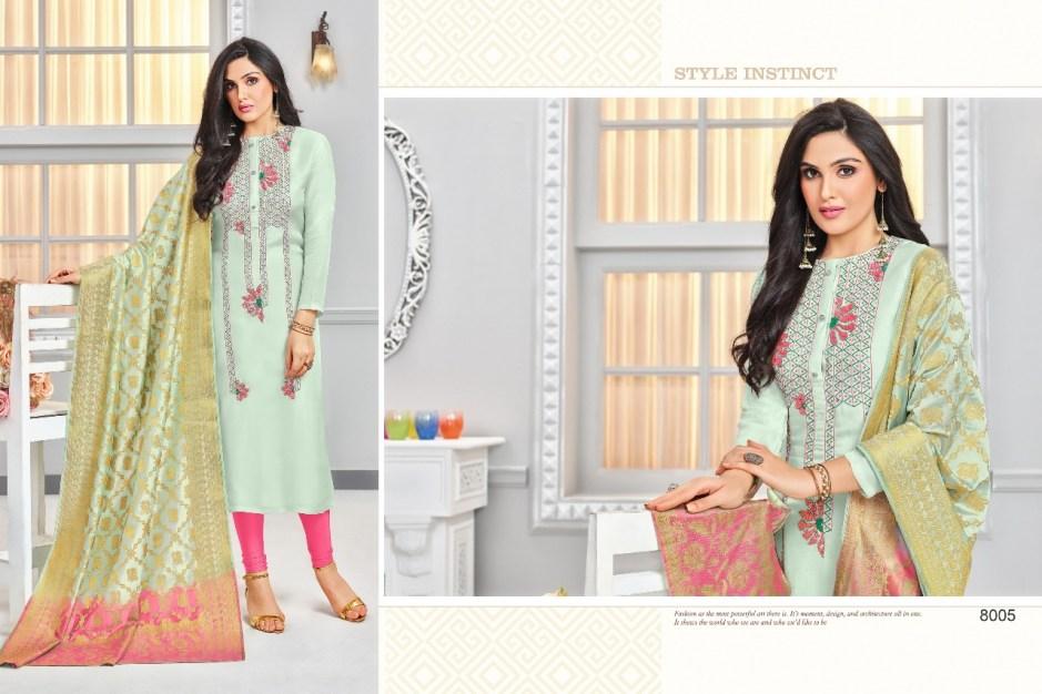 moof fashion presents moof vol 7 festive banarasi special collection of salwar kameez