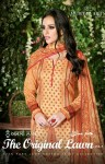 Mumtaz arts presents the original lawn vol 7 Summer eid collection of salwar kameez