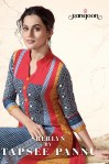 Rangoon presents sherlyn by taapsee pannu classy look concept of kurtis