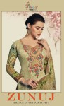 Shree fabs launch zunuj fancy Printed with cotton wear salwar kameez
