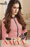 Vardan designer presenting navya 5 platinum plus collection of party wear salwar kameez