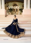 Vinay Fashion Kaseesh rajmahal anarkali suits collection