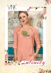 Vink Infinity embroidered kurties Collection Dealer