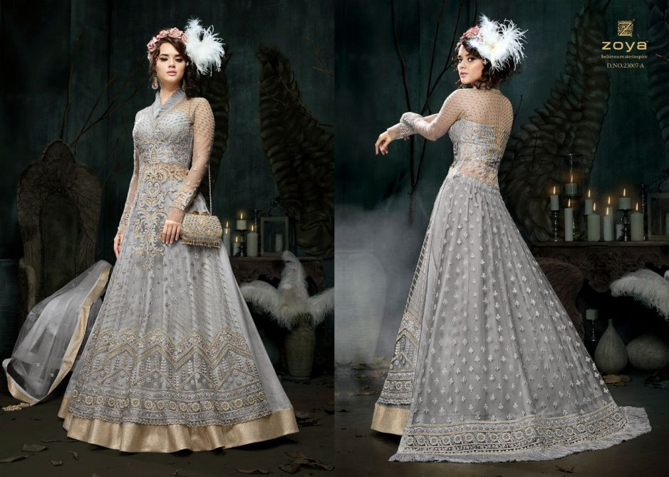 zoya introduce sparkle colour vol 1 ramzan  collection of gowns