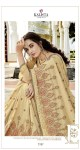 Kalista fashion presenting mannat beautiful sarees concept
