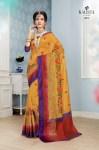 Kalista fashion presenting vasundhara elegant look sarees collection
