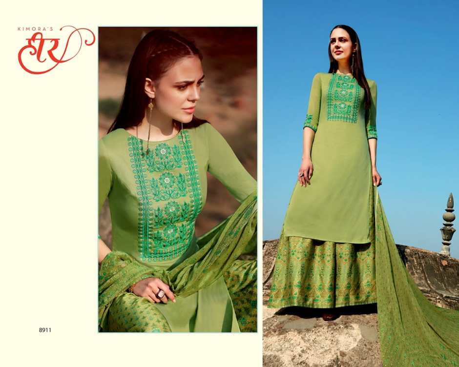 Kimora presents heer 40 fancy collection of salwar kameez