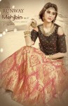 Runway fashion presents mehjbin vol 5 Fancy collection Of Indo western