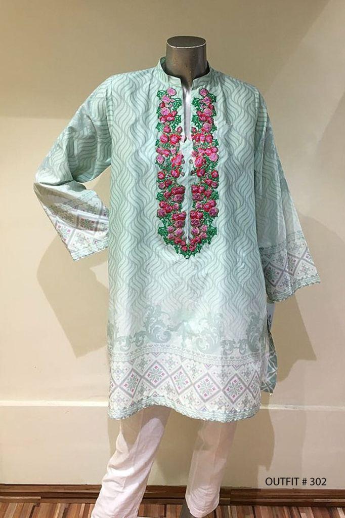Fair lady launch ibaadat festive collection vol 3 casual Wear kurti kurta concept